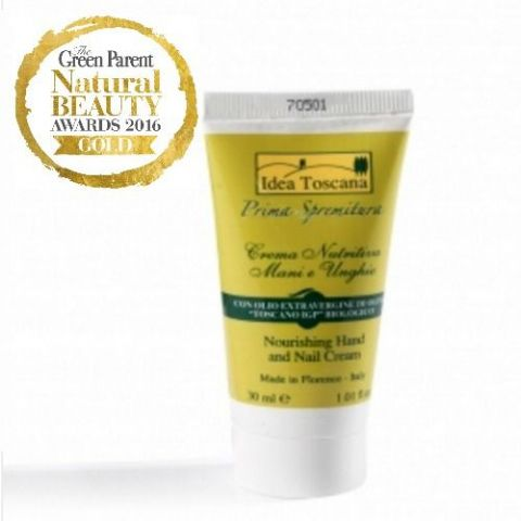 Natural Travel Size Olive Oil Hand & Nail Cream | Simply Naturale